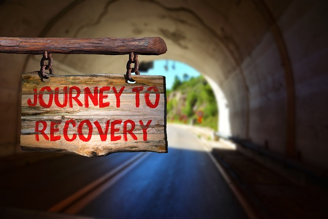 Hitting Rock Bottom: Addiction Recovery