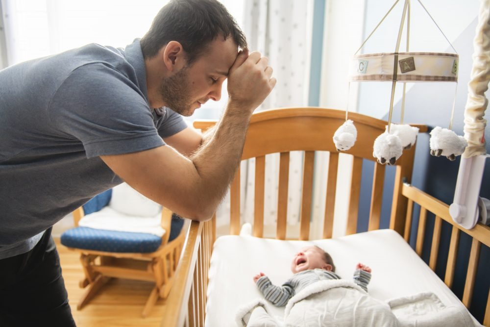 Dads With Postpartum Depression - It's More Common Than You Think